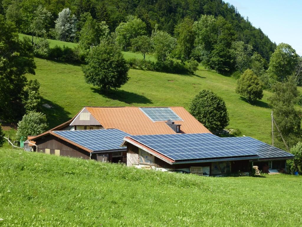 Toits photovoltaîques